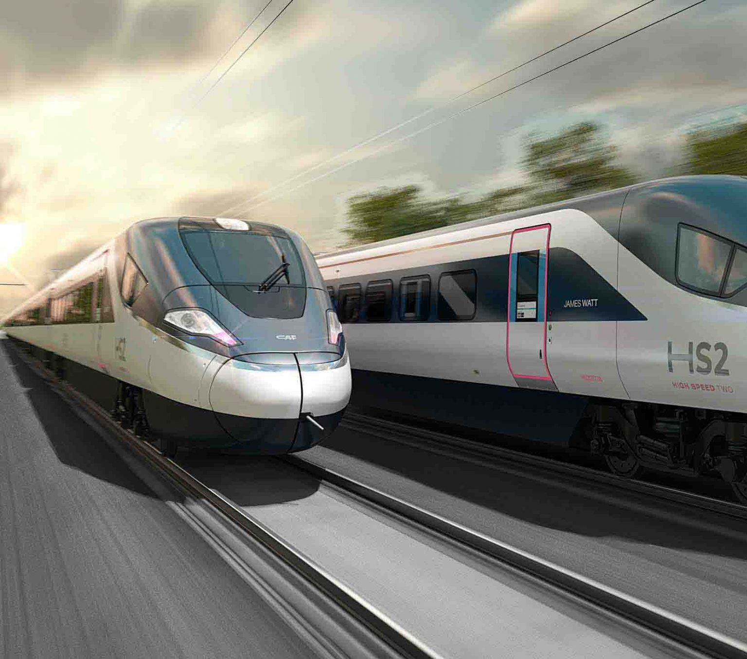 Business & Innovation - Businesses Invited To Tender For £12 Billion Worth Of HS2 Contracts