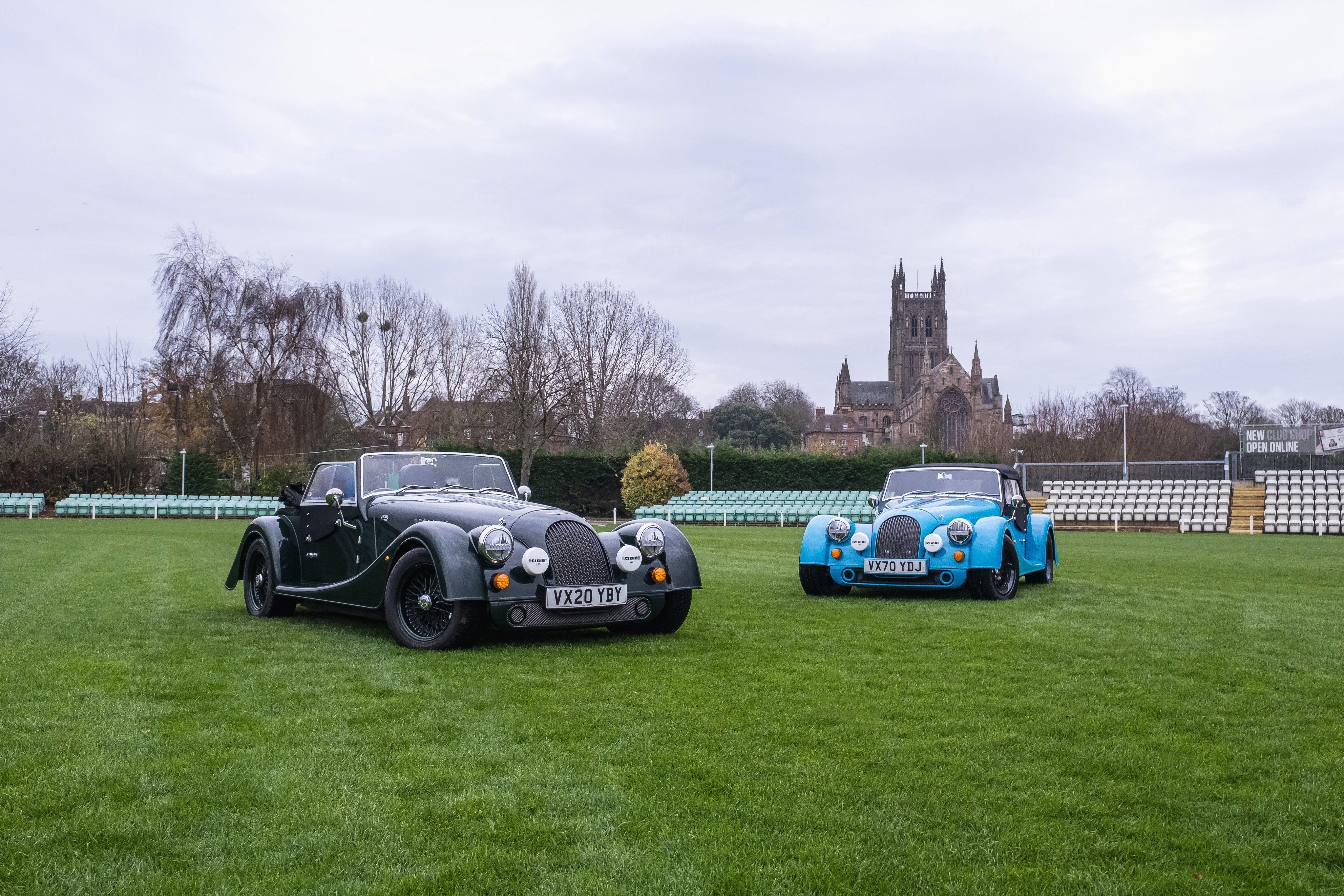 Business & Innovation: Worcestershire County Cricket Club Drives Success As It Secures Morgan Motors As Sponsor