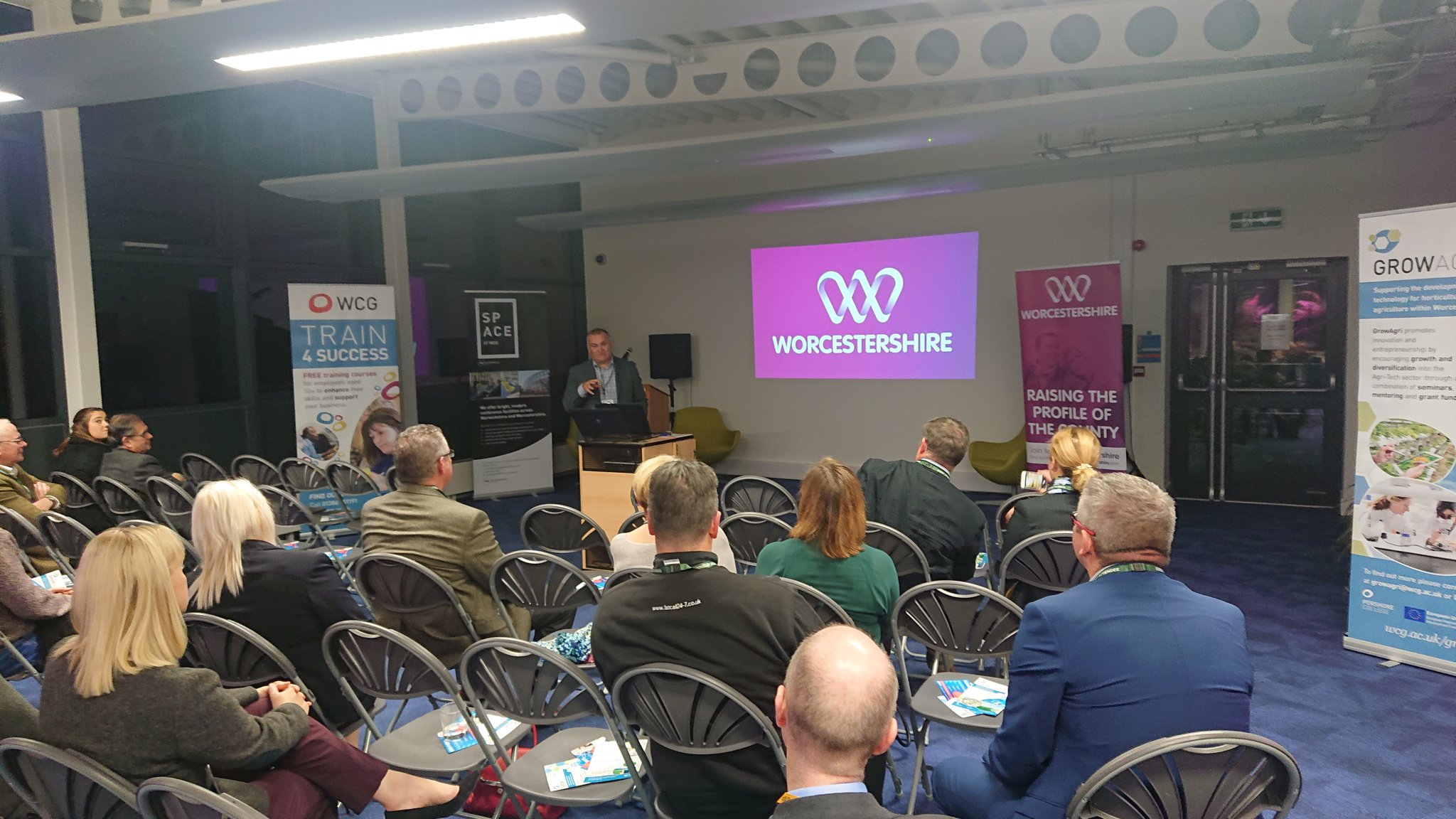 Worcestershire 1000 Meets at Pershore College